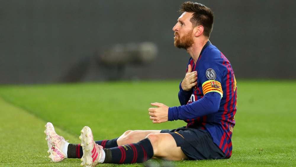 Barcelona confirm Messi departure after contract talks break down