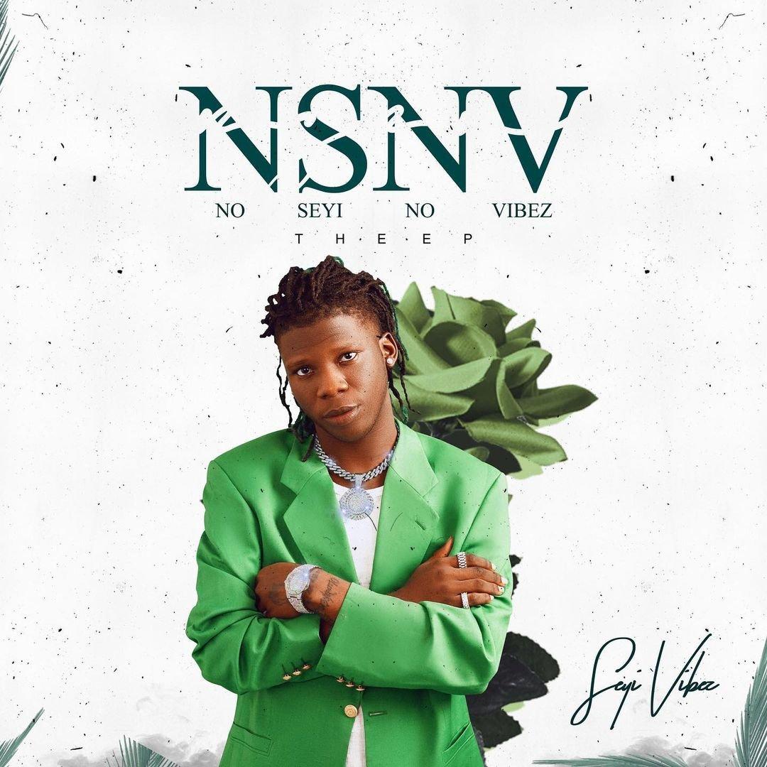 MUSIC: Seyi Vibez – Big Vibe (Prod by Rexxie)