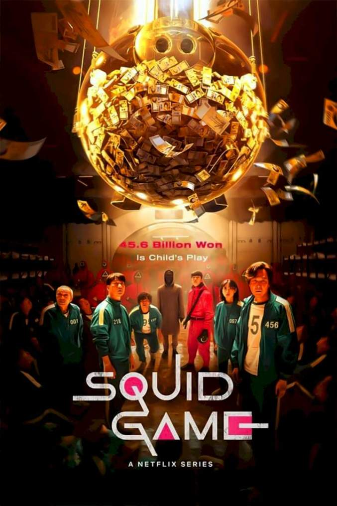 Squid Games Season 1 Episode 1 – 9